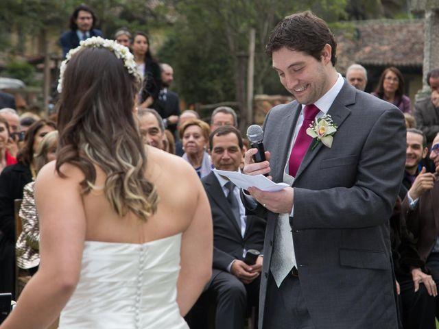 El matrimonio de Dan Cross y Carolina Paredes en Bogotá, Bogotá DC 103