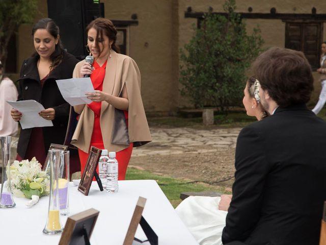 El matrimonio de Dan Cross y Carolina Paredes en Bogotá, Bogotá DC 104