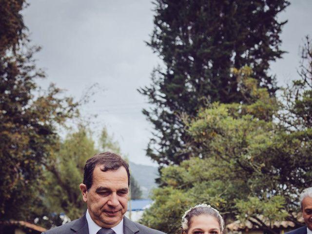 El matrimonio de Dan Cross y Carolina Paredes en Bogotá, Bogotá DC 112