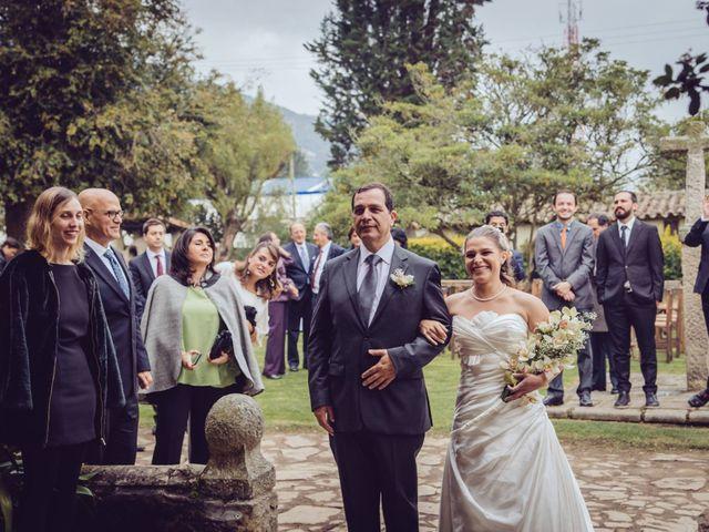 El matrimonio de Dan Cross y Carolina Paredes en Bogotá, Bogotá DC 113