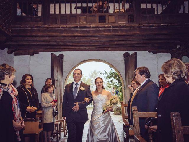 El matrimonio de Dan Cross y Carolina Paredes en Bogotá, Bogotá DC 115