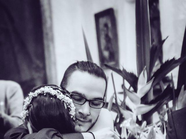 El matrimonio de Dan Cross y Carolina Paredes en Bogotá, Bogotá DC 123