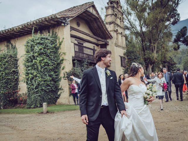 El matrimonio de Dan Cross y Carolina Paredes en Bogotá, Bogotá DC 126