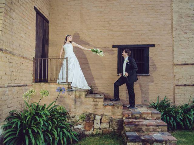 El matrimonio de Dan Cross y Carolina Paredes en Bogotá, Bogotá DC 136