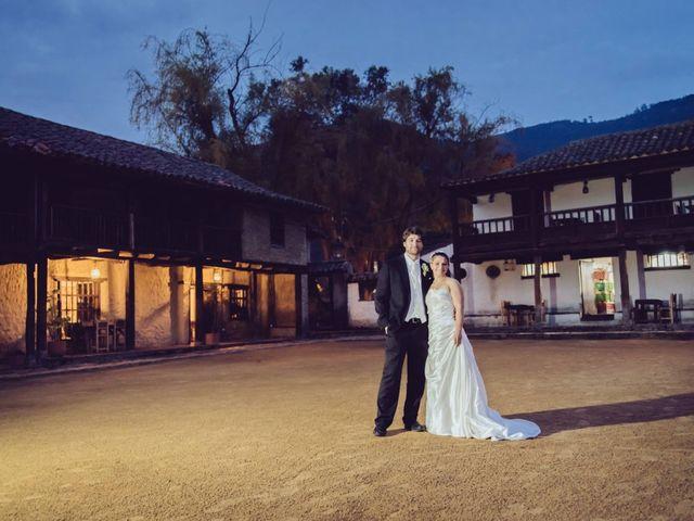 El matrimonio de Dan Cross y Carolina Paredes en Bogotá, Bogotá DC 142