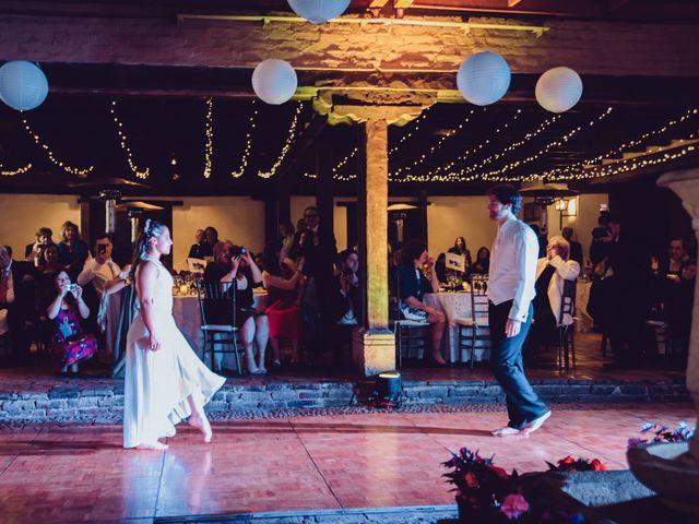 El matrimonio de Dan Cross y Carolina Paredes en Bogotá, Bogotá DC 146