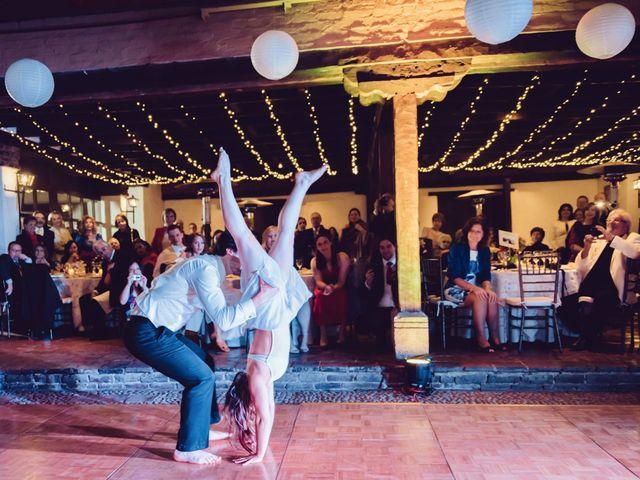 El matrimonio de Dan Cross y Carolina Paredes en Bogotá, Bogotá DC 148