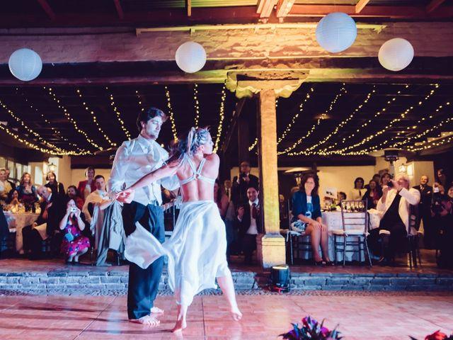 El matrimonio de Dan Cross y Carolina Paredes en Bogotá, Bogotá DC 149