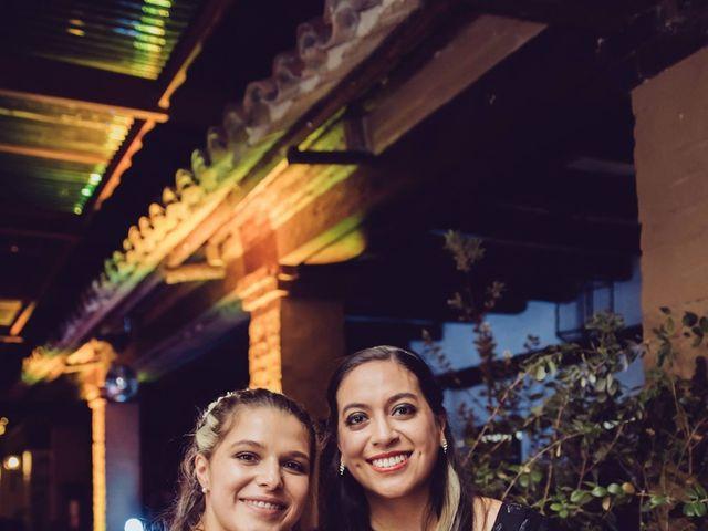 El matrimonio de Dan Cross y Carolina Paredes en Bogotá, Bogotá DC 168