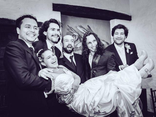 El matrimonio de Dan Cross y Carolina Paredes en Bogotá, Bogotá DC 173