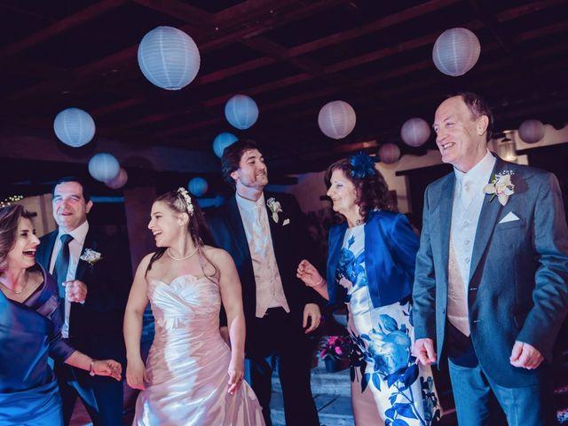 El matrimonio de Dan Cross y Carolina Paredes en Bogotá, Bogotá DC 179
