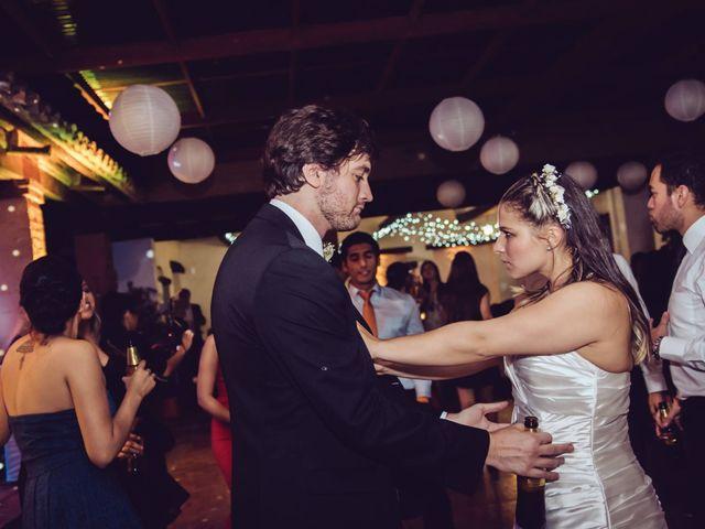 El matrimonio de Dan Cross y Carolina Paredes en Bogotá, Bogotá DC 190