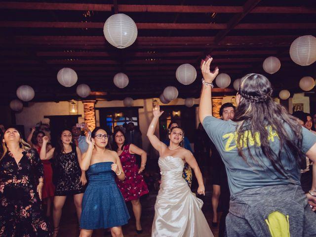 El matrimonio de Dan Cross y Carolina Paredes en Bogotá, Bogotá DC 205