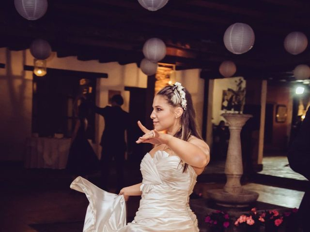 El matrimonio de Dan Cross y Carolina Paredes en Bogotá, Bogotá DC 210