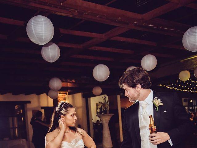 El matrimonio de Dan Cross y Carolina Paredes en Bogotá, Bogotá DC 211