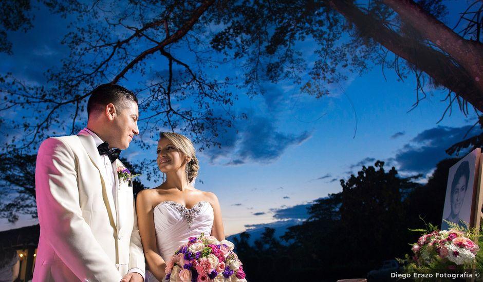 El matrimonio de Henry y Claudia en Jamundí, Valle del Cauca