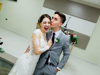 El matrimonio de Adam y Natalia 1