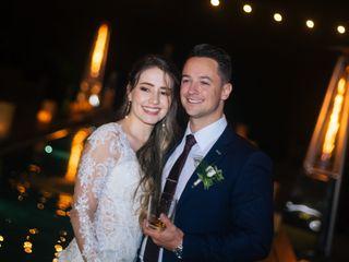 El matrimonio de Adam y Natalia
