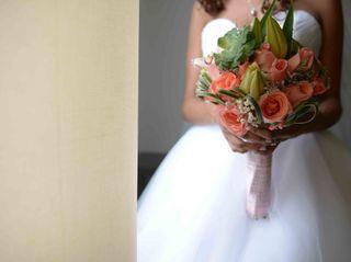 El matrimonio de Milena y Joan 1
