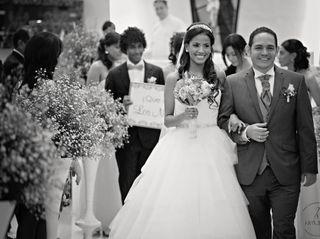 El matrimonio de Milena y Joan