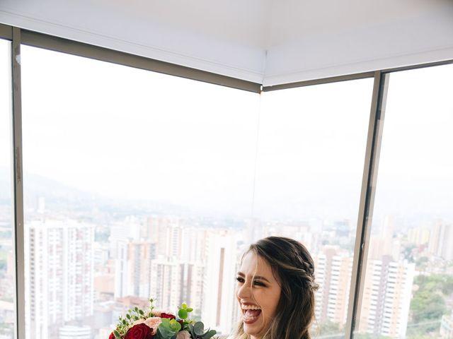 El matrimonio de Natalia y Adam en Rionegro, Antioquia 4
