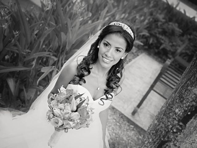 El matrimonio de Joan y Milena en Bucaramanga, Santander 5