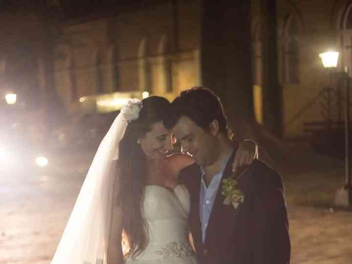 El matrimonio de Andrea Angulo y Daniel Liev