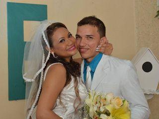 El matrimonio de Jennifer y Luis Ner