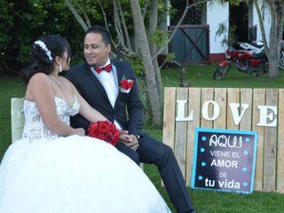 El matrimonio de Laura y Rodrigo 1