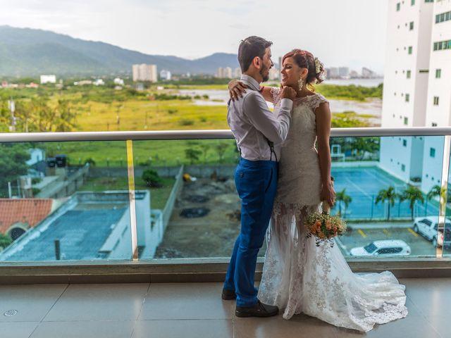 El matrimonio de Luisa  y Miguel
