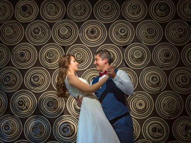 El matrimonio de Liliana y Sebastian