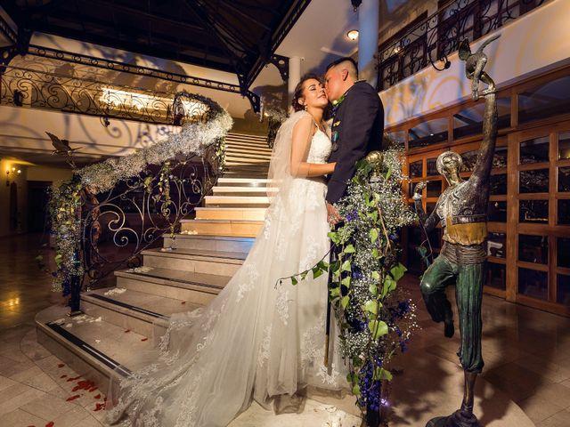 El matrimonio de Ivan y Alexa