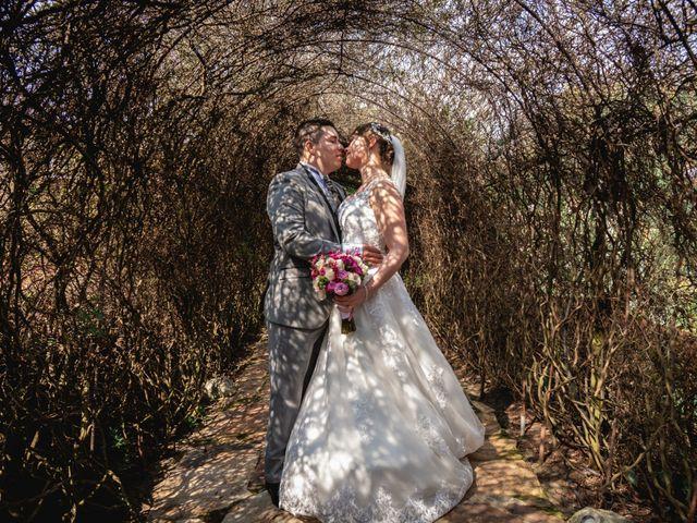 El matrimonio de Cristian y Cindy en Subachoque, Cundinamarca 9