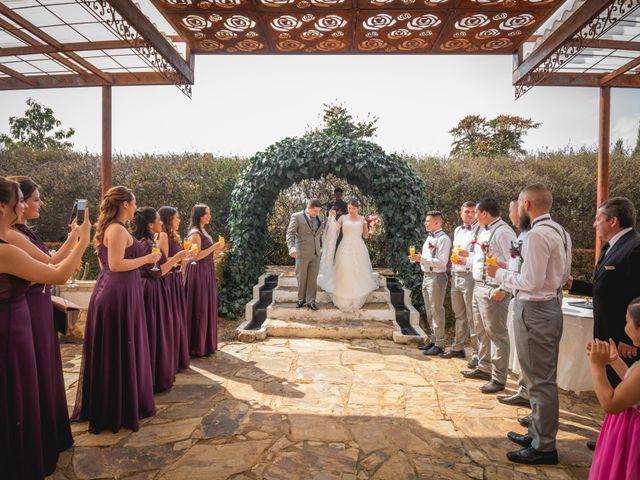 El matrimonio de Cristian y Cindy en Subachoque, Cundinamarca 10