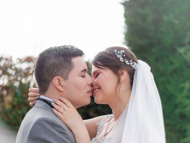 El matrimonio de Cristian y Cindy en Subachoque, Cundinamarca 13