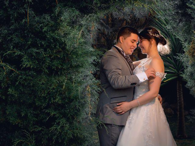 El matrimonio de Cristian y Cindy en Subachoque, Cundinamarca 1