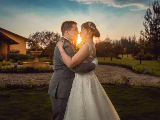 El matrimonio de Cristian y Cindy en Subachoque, Cundinamarca 15
