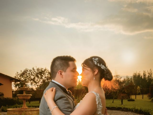 El matrimonio de Cristian y Cindy en Subachoque, Cundinamarca 16