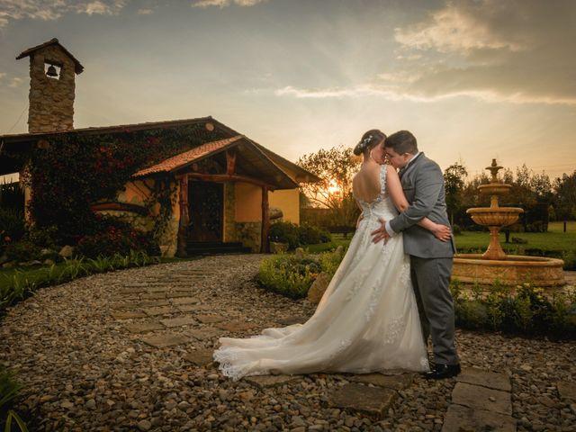El matrimonio de Cindy y Cristian