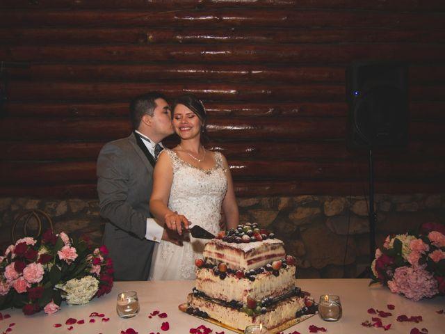 El matrimonio de Cristian y Cindy en Subachoque, Cundinamarca 17
