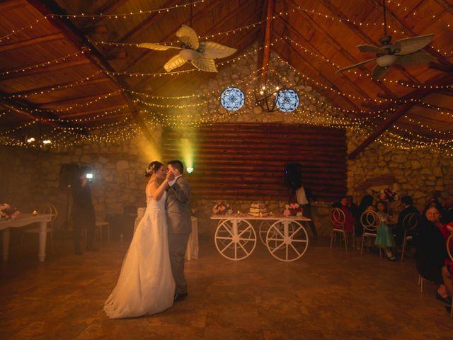El matrimonio de Cristian y Cindy en Subachoque, Cundinamarca 18