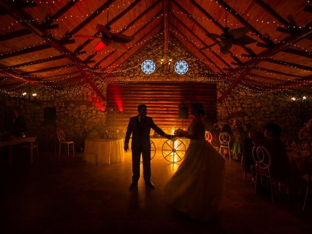 El matrimonio de Cristian y Cindy en Subachoque, Cundinamarca 19