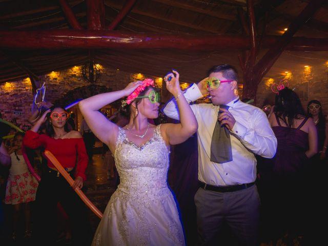 El matrimonio de Cristian y Cindy en Subachoque, Cundinamarca 21