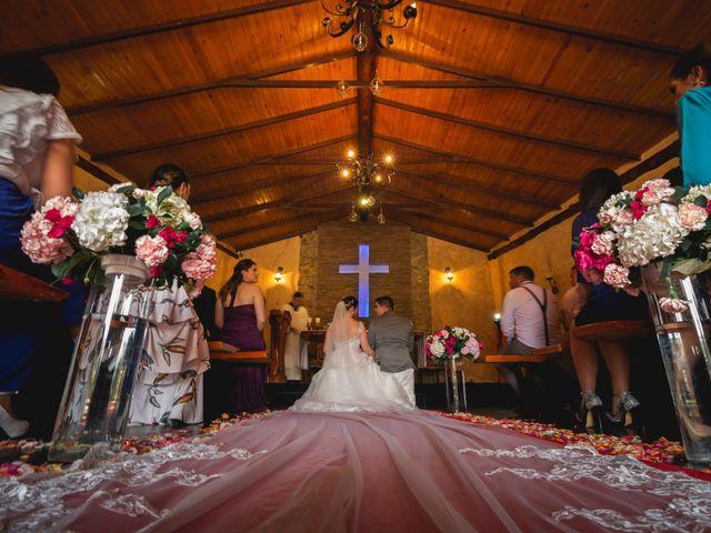 El matrimonio de Cristian y Cindy en Subachoque, Cundinamarca 23