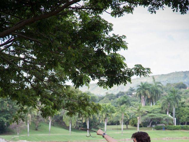El matrimonio de Daniel Liev y Andrea Angulo en Ricaurte, Cundinamarca 7