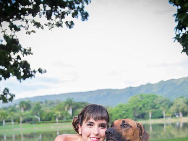 El matrimonio de Daniel Liev y Andrea Angulo en Ricaurte, Cundinamarca 10