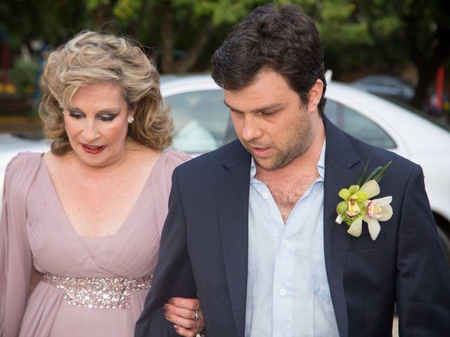 El matrimonio de Daniel Liev y Andrea Angulo en Ricaurte, Cundinamarca 3