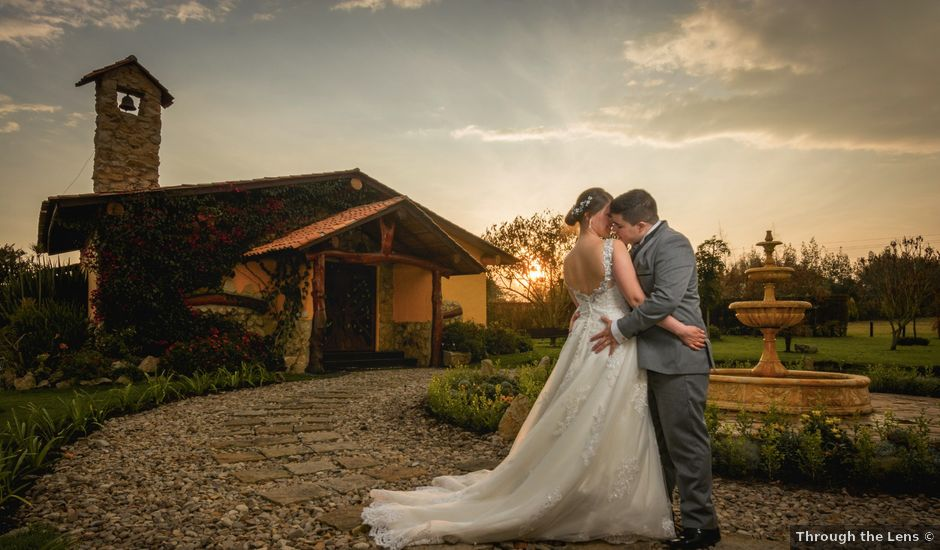 El matrimonio de Cristian y Cindy en Subachoque, Cundinamarca