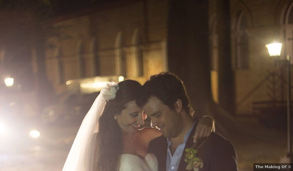 El matrimonio de Daniel Liev y Andrea Angulo en Ricaurte, Cundinamarca