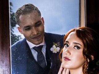 El matrimonio de Maribel y Anderson 2